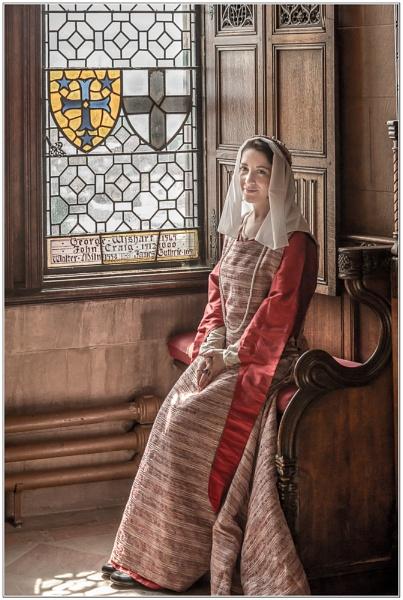 Fair maiden. by Mactogo