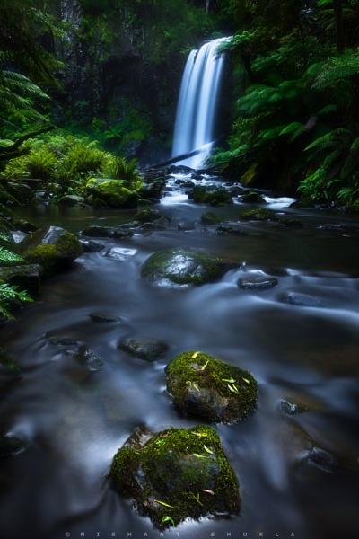 Hopetoun Falls by nishant101