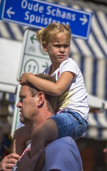Daddy  don\'t walk so fast by kuipje