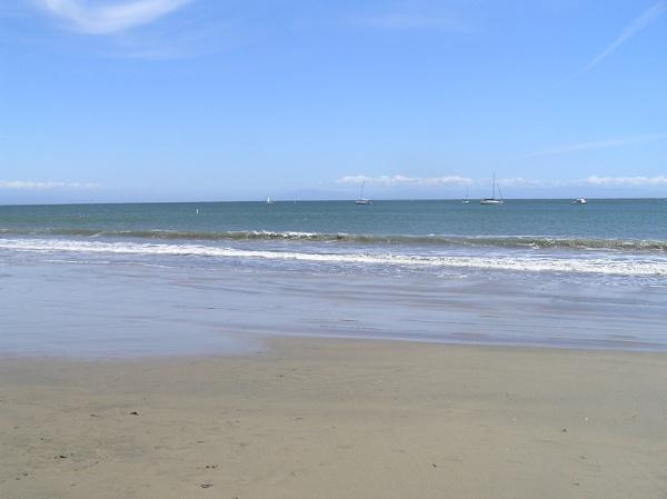 Santa Cruz Beaches by sleal