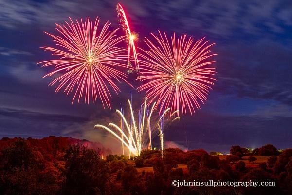 Fun and Fireworks - Trumpton Burns -- Torrington Cavaliers Event. by JohnI
