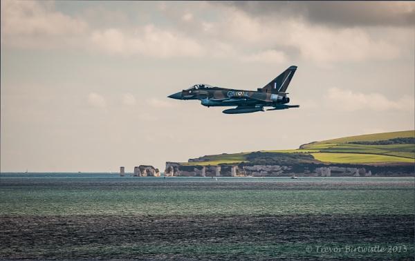 Eurofighter Typhoon by Trev_B