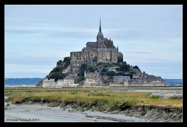 Mont-Saint-Michel by davten