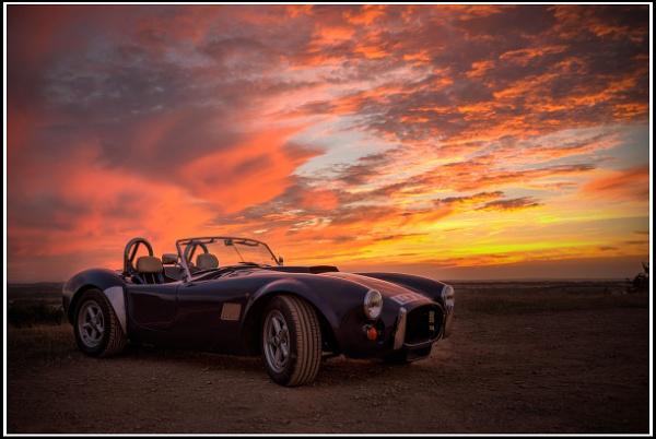 Cobra Sunset by gd427driver