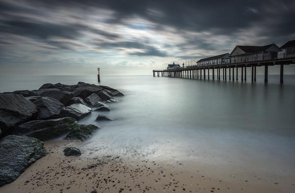 Southwold Pier by derekhansen