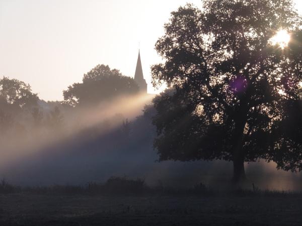 Sunrise by corblimey41