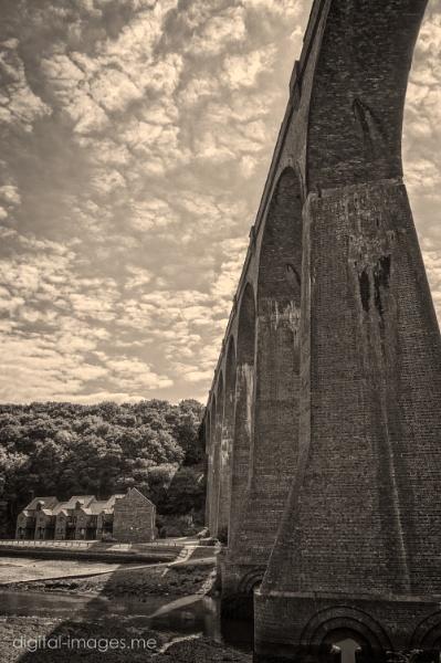 Whitby Viaduct II by Alan_Baseley