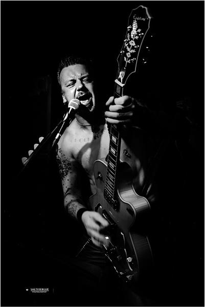 Lead guitarist/vocalist by saltireblue