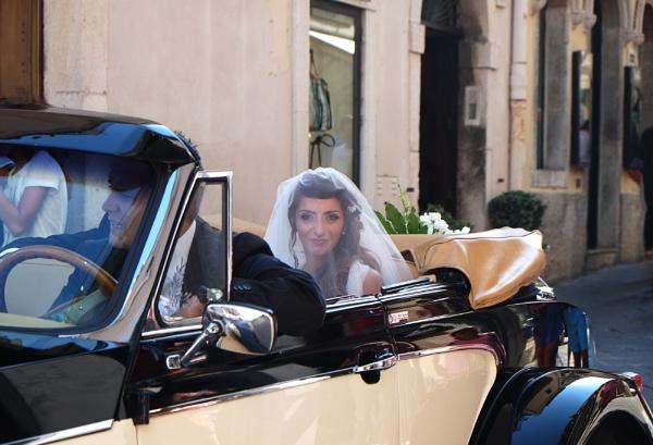 Sicilian Bride by SteveBaz