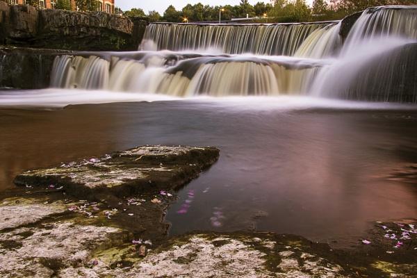 Hamills Waterfall Paisley by Irishkate