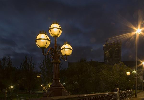 Paisley at Night by Irishkate