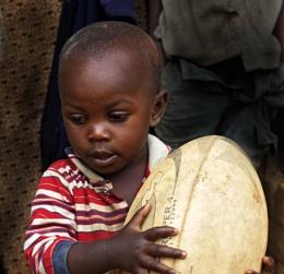 Rwandan orphan
