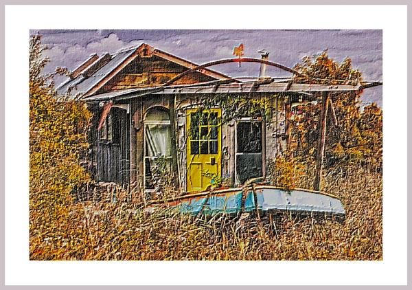Old Dwelling. by WesternRed