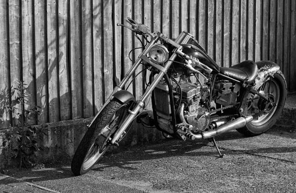 chopper by DCox