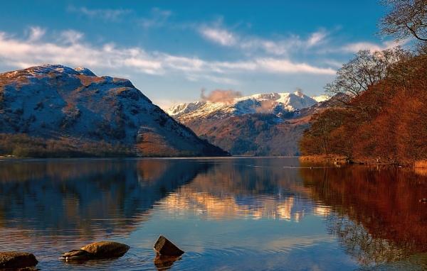 Ullswater Autumn by lesvictor