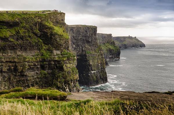 Cliffs of Moher by flowerpower59