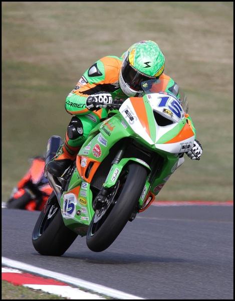 Full throttle by rickie