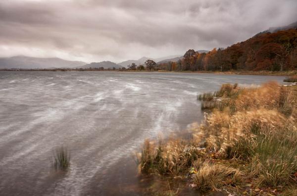 bassenthwaite gusts by AlanRangerPhotography