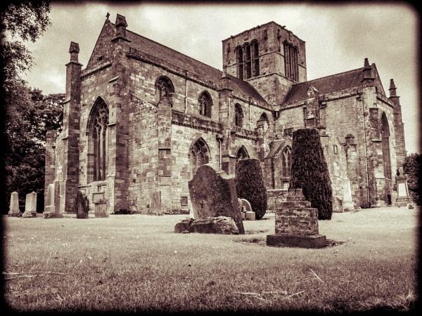 St. Mary\'s Kirk, Haddington by BundleBoy