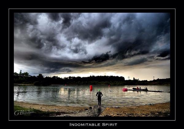Indomitable Spirit by grahamab