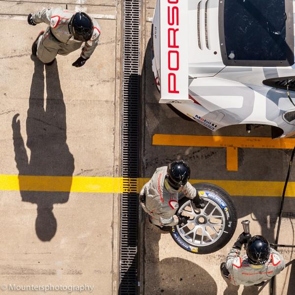 Porsche 911 RSR, WEC Nurburgring by Mounters