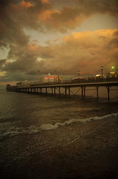 Paignton Pier by Audran