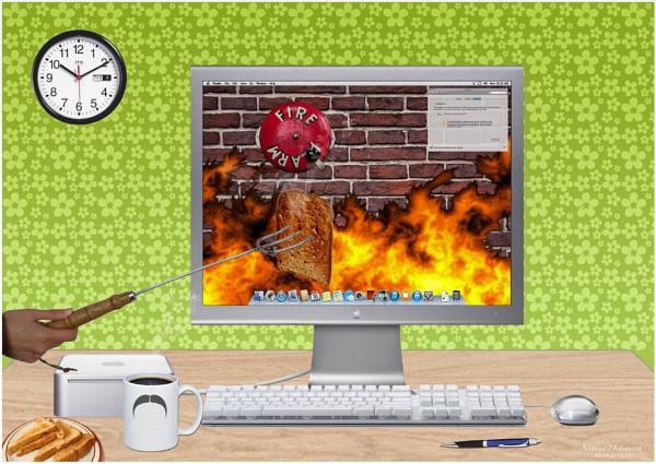 Firewall by NDODS