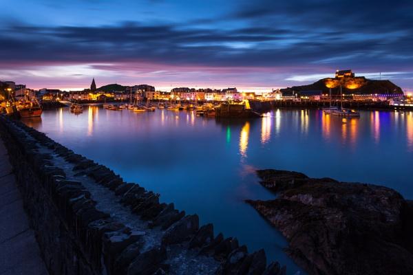 Harbour Lights. by Blenny