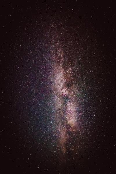 Milky Way by gouldii