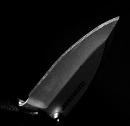 Too Bloody Sharp.....