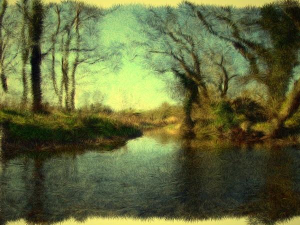 River Mimram
