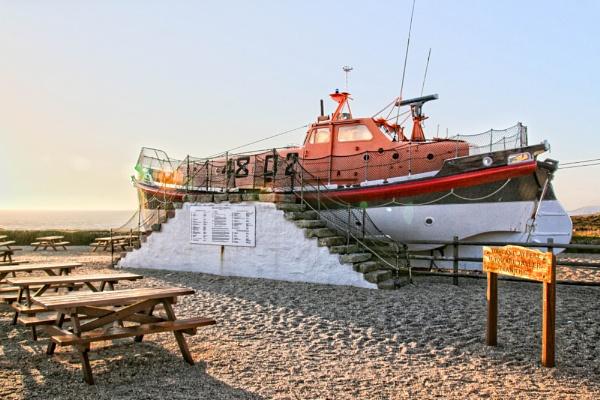 RNLI Boat. by Nigwel