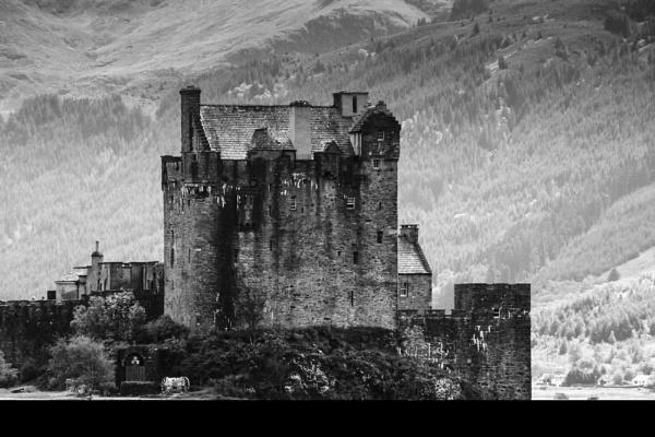 Eilean Donan Castle. Scotland. by Nigwel