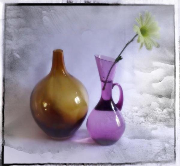 Curvy Glass by PrunellaCara