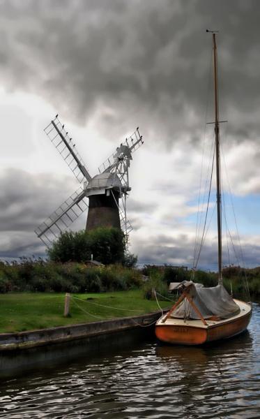 Norfolk Broads by shaz4