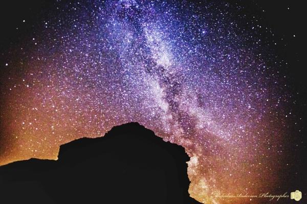 Stars in the night by msa01uk