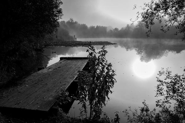 Castle Pool\'s Mist by optik