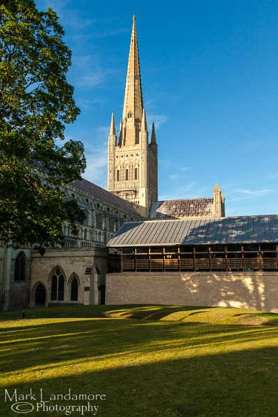 Norwich Cathederal by mlanda