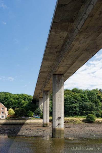 Esk Crossing by Alan_Baseley