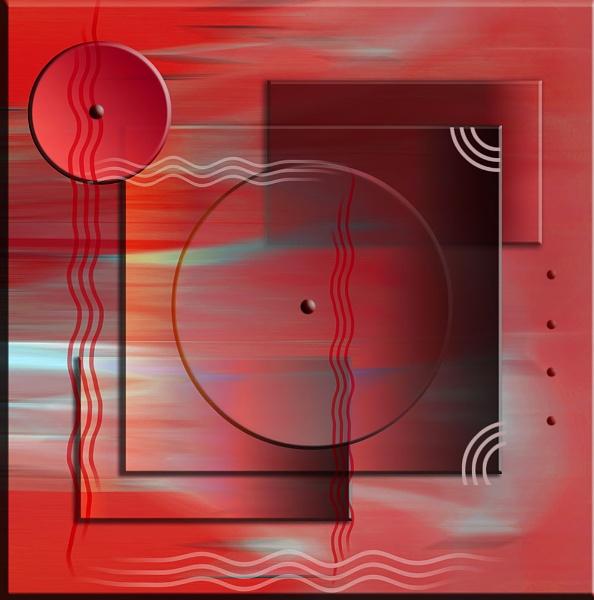 Radio waves by Bonvilston