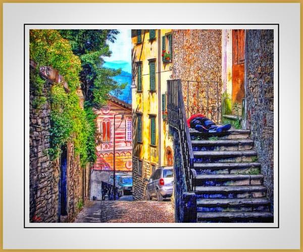 Siesta Milan. by WesternRed