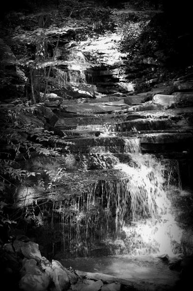 Rainbow Falls by Hmccdc