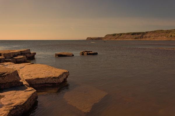 kimmeridge bay by DCox