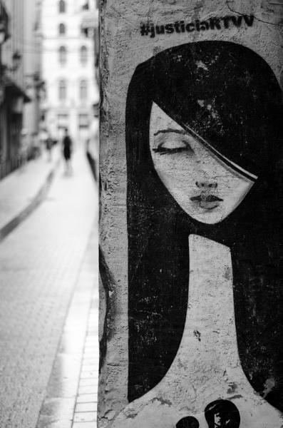 Street Art by Dandrummer18