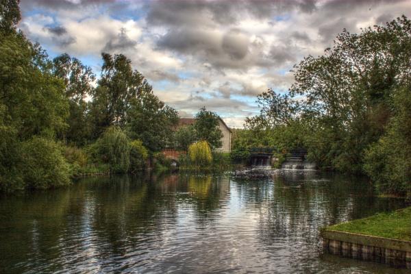 Mill House, River Chelmer V.2 by ttiger8