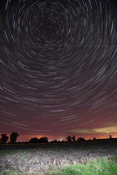 Star Trails by StuartAt