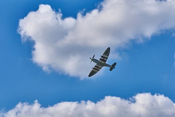 Spitfire by JJGEE