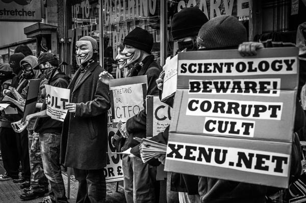 Scientology Beware! by BundleBoy