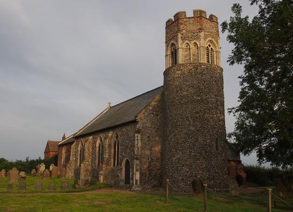 Norfolk church by G_Hughes
