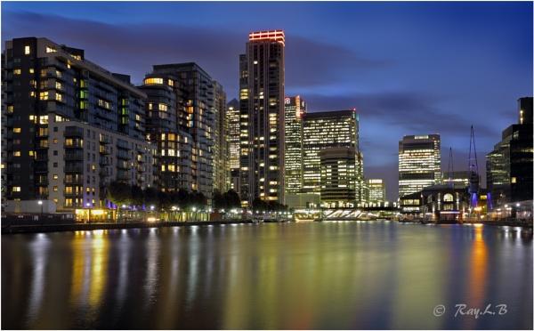 South Quay by RLB